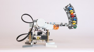 Raspberry Pi Robot Shooter