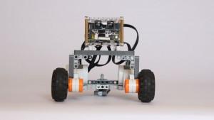 BrickPi JJ Car Model