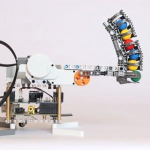 BrickPi SriShooter Model