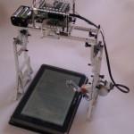 BrickPi Kindle Reader